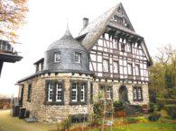 Fabrikantenvilla, BJ 1917, Denkmalschutz | 53947 Nettersheim