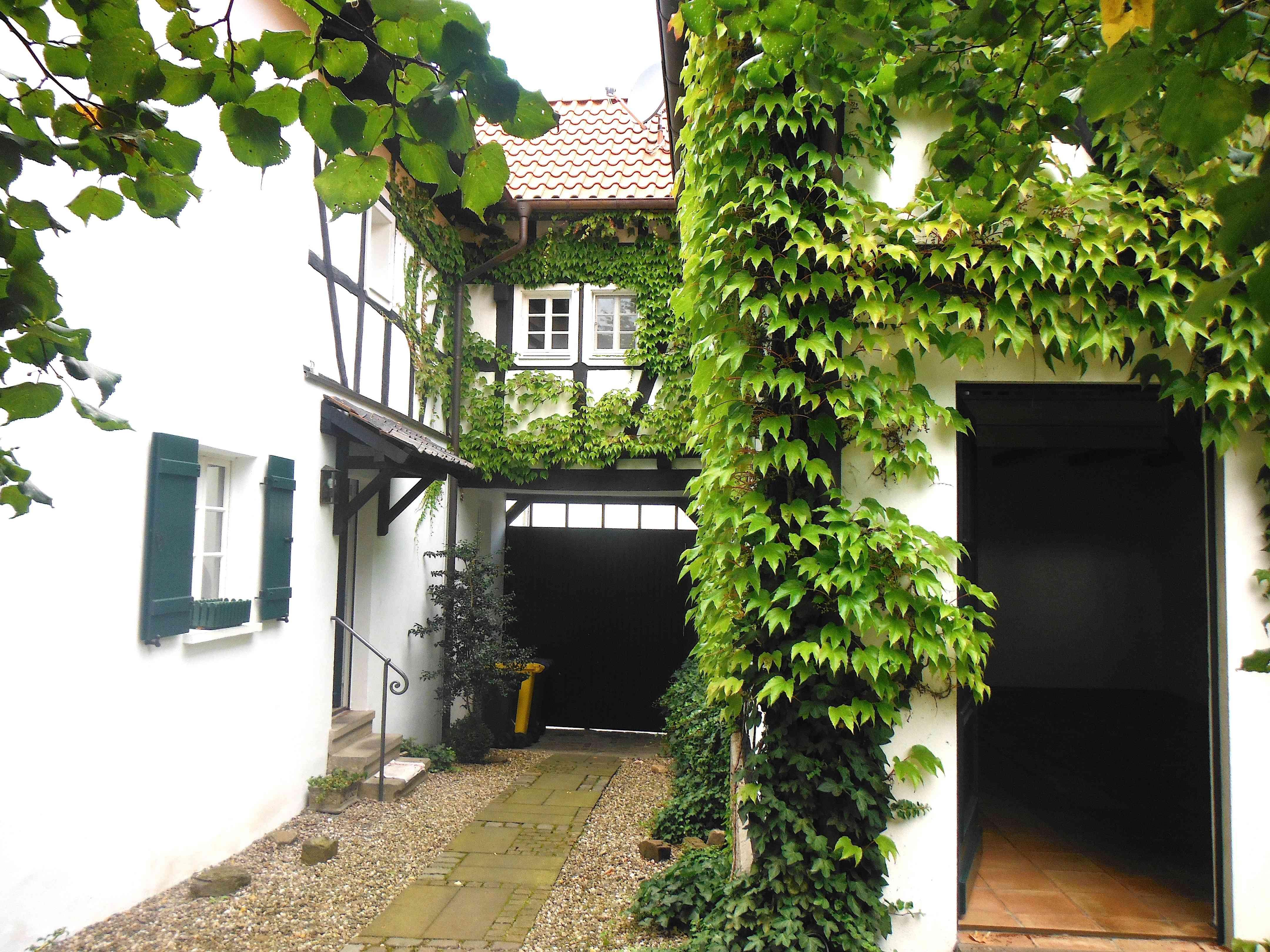 Hof-Gartenseite