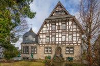 """Villa H"" Strassenfassade | Süden"