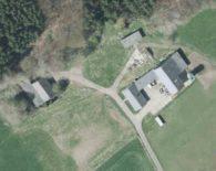 Luftbild Hofanlage