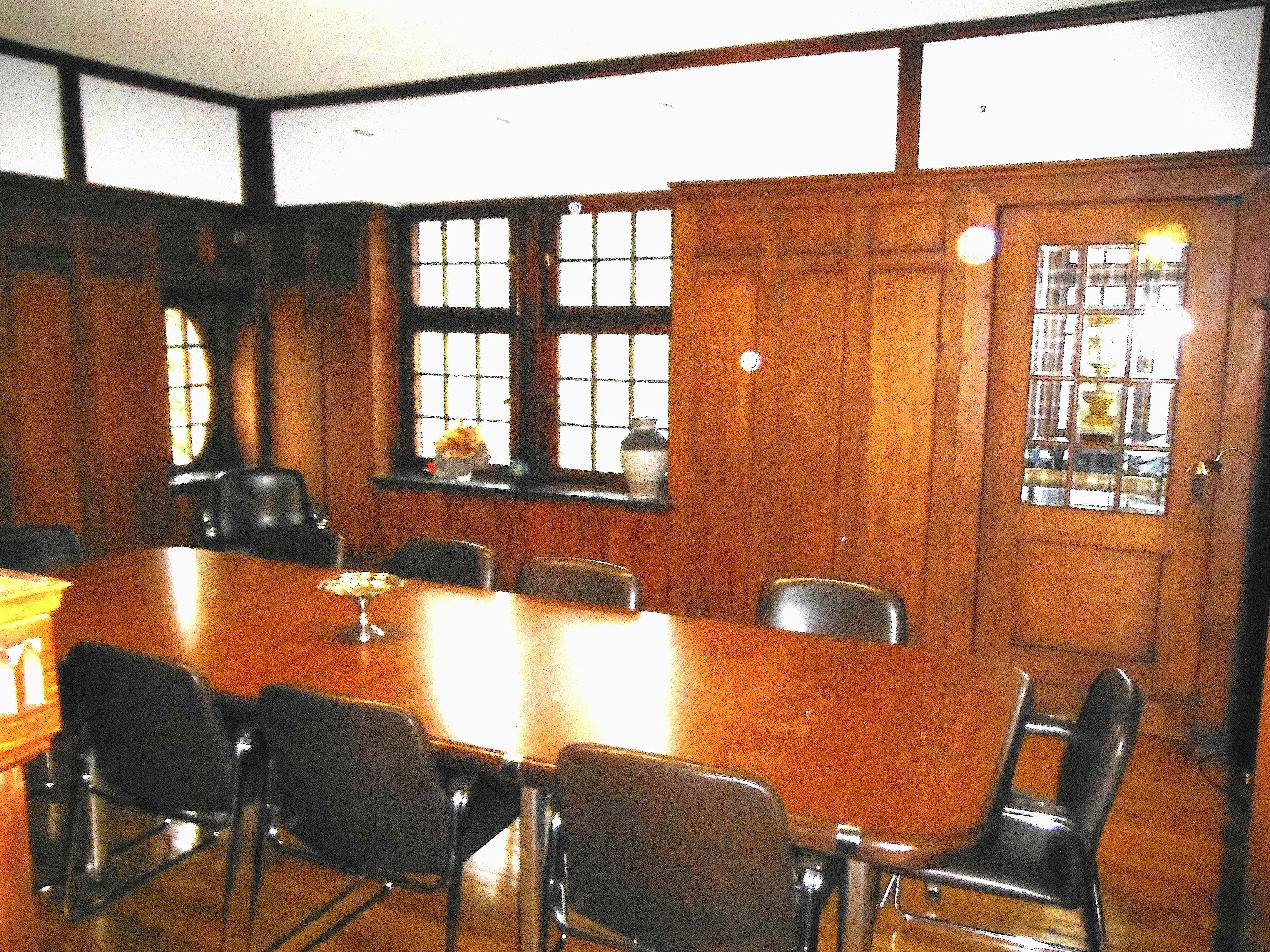 Konferenzraum | geplant: Küche