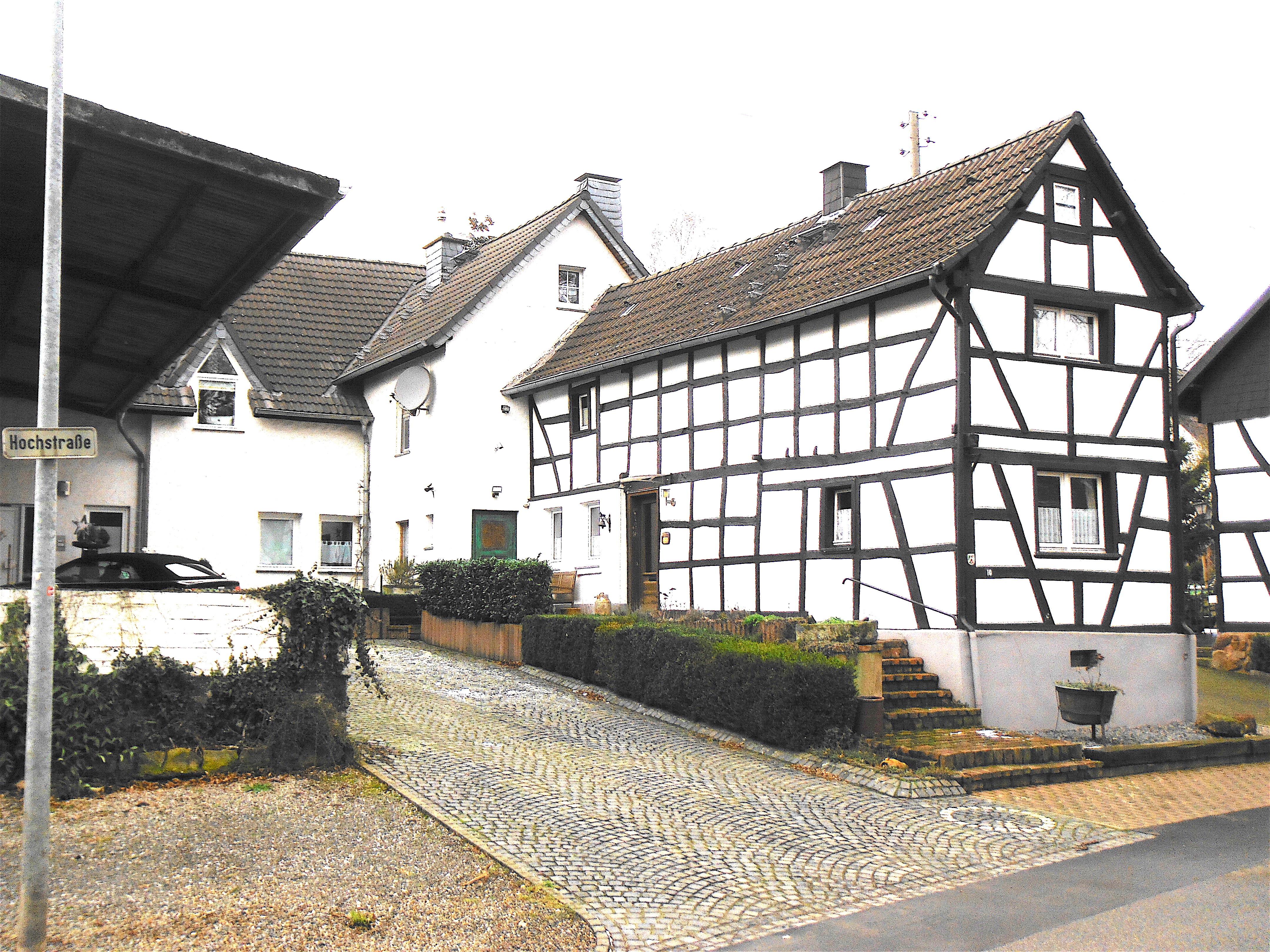53894 Mechernich-Lückerath, Hofanlage, Denkmalschutz