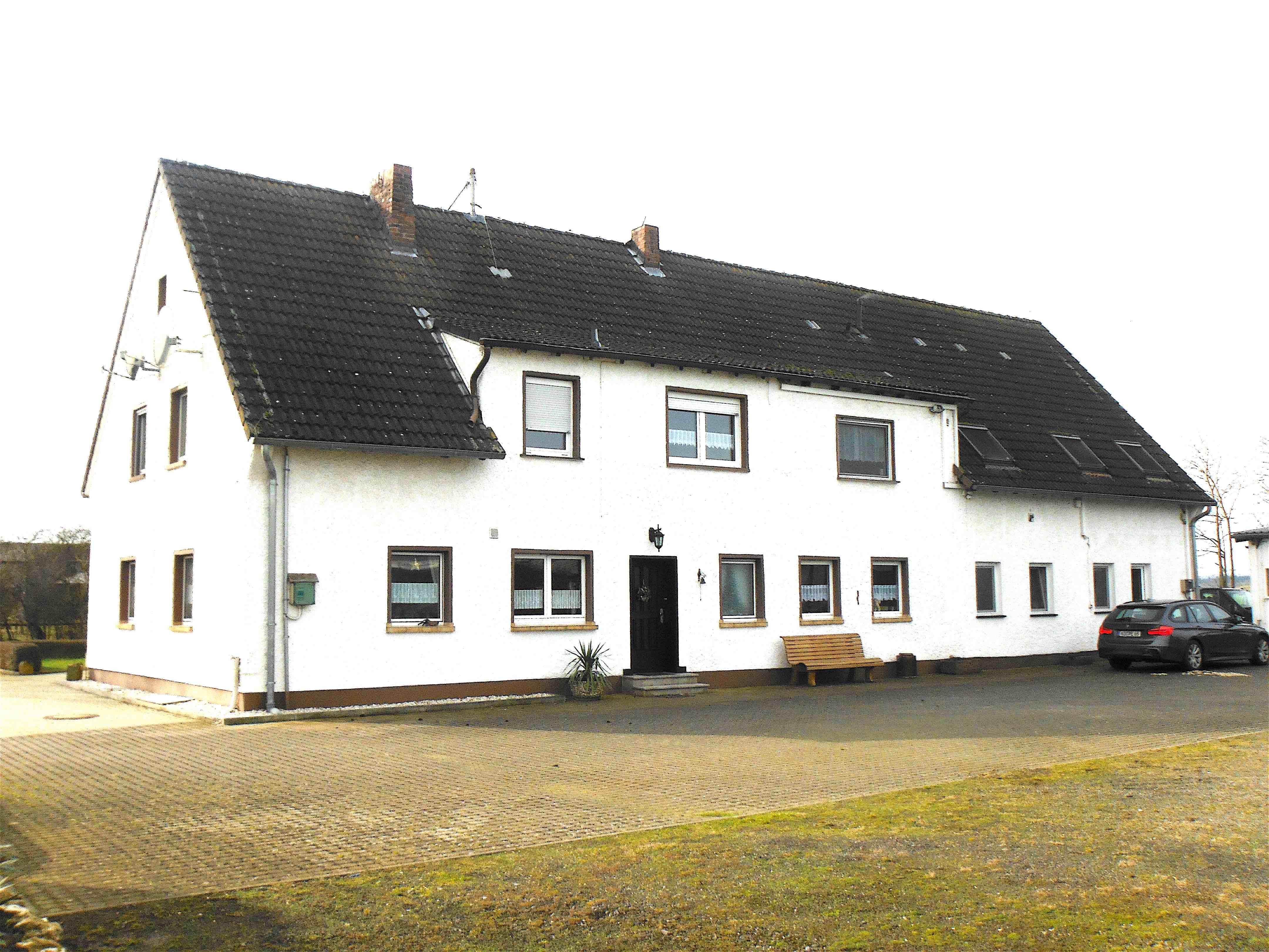56727 Mayen-Monreal, Siedlungsstelle/Hofanlage BJ 1950, Aussenbereich