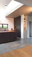 EG-Küche | Eingang/Diele mit Schlüsselnische