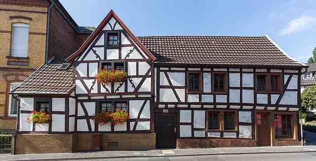 Fachwerk-Hofanlage, 53639 Königswinter-Oberdollendorf