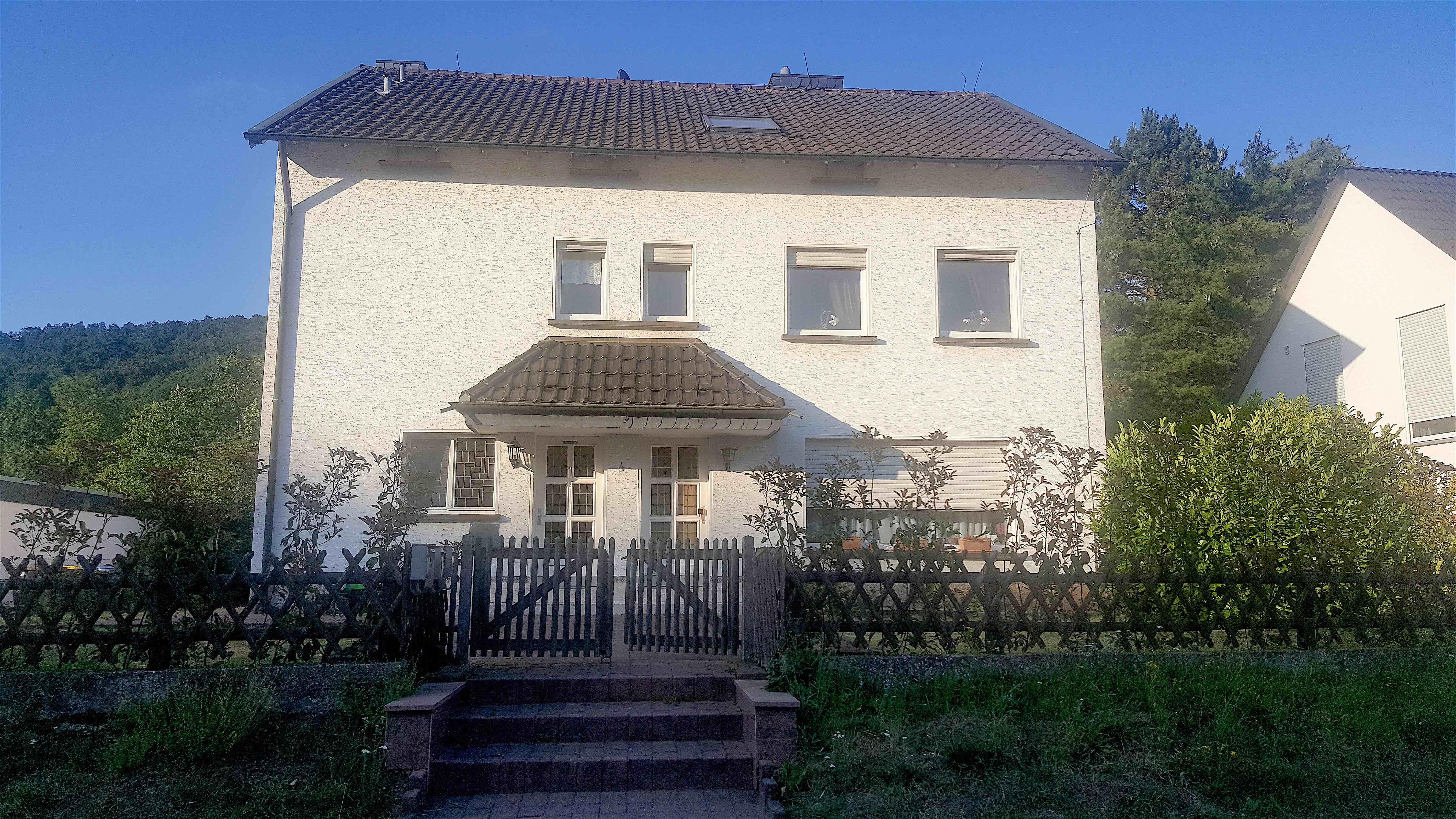 53902 Bad Münstereifel, MFH-Umnutzung EFH