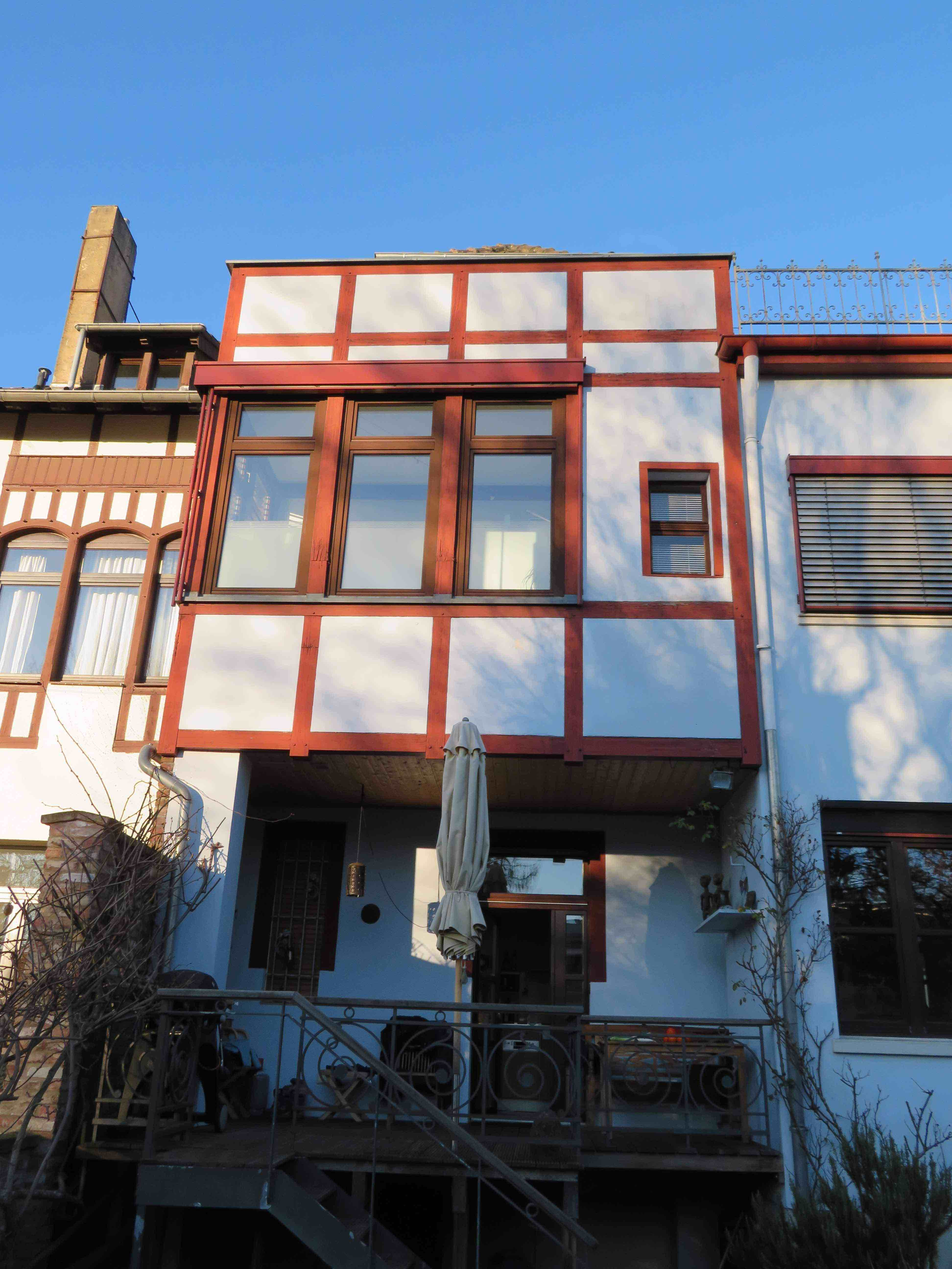 50321 Brühl, EFH-Fachwerkvilla