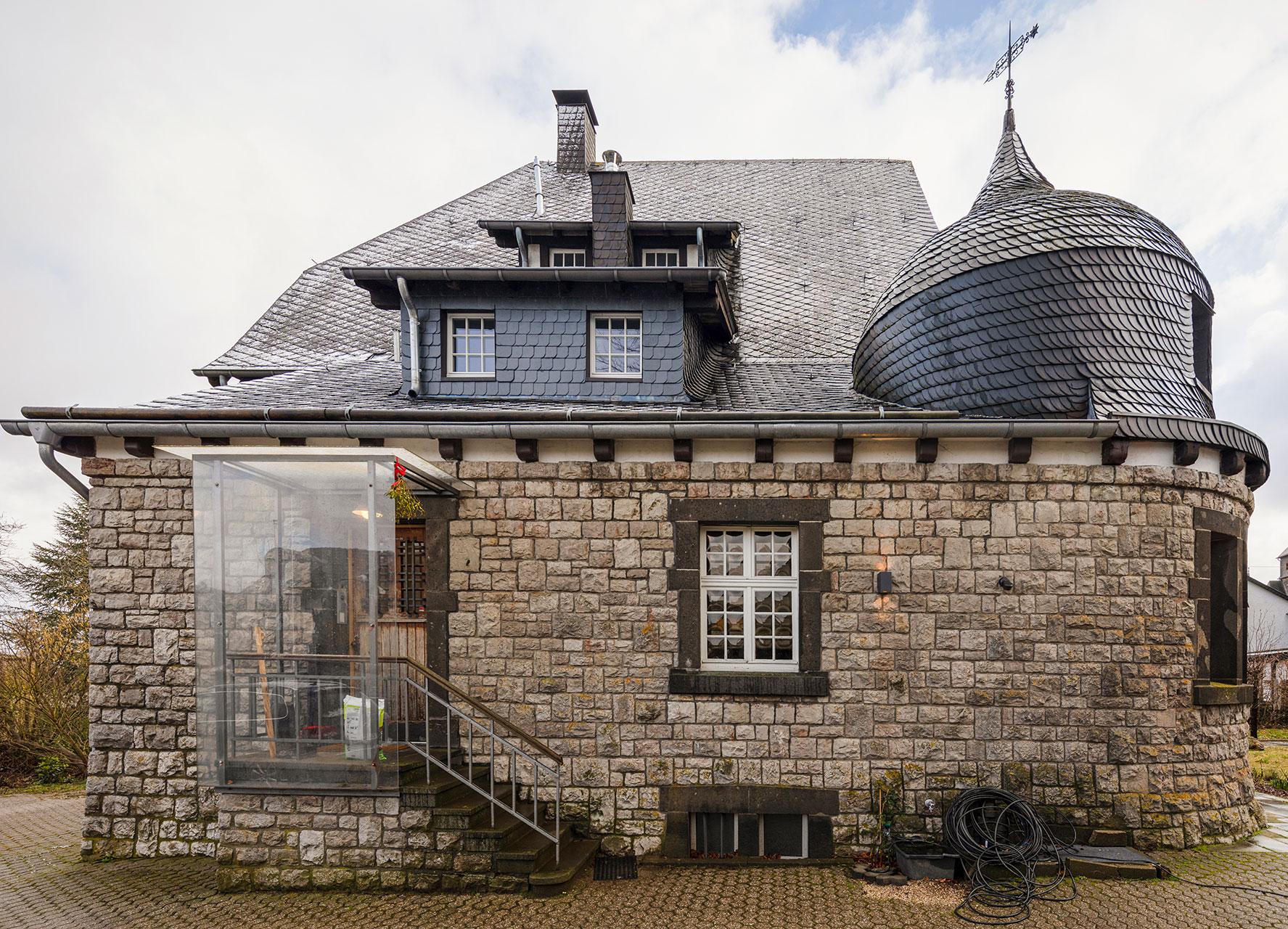Hauseingang neu | Glasvorbau