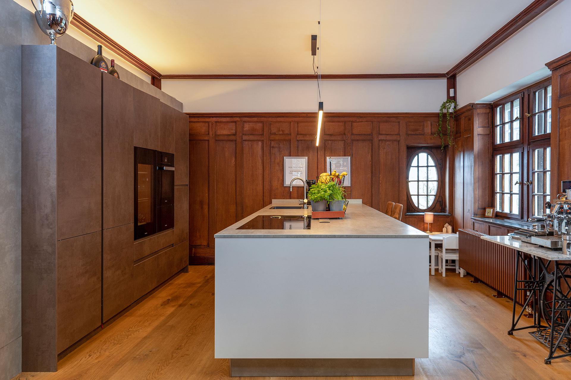 Küche EG - vormals Konferenzraum