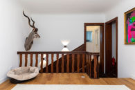 Wohnhalle OG - Verteilerraum Haupthaus | Anbau